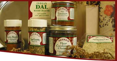 Chutney, Rice and Dal Mixes, Pastes and Spices